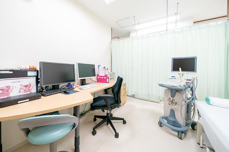 腎・泌尿器科おおねクリニック診療室